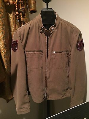 STAR TREK PROP COSTUME  enterprise   jacket and pants SCREEN USED