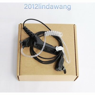 Surveillance Headset kit for Motorola APX DGP DP XIR XPR Series Walkie Talkie