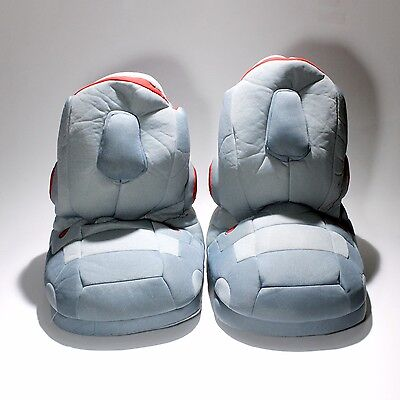 ThinkGeek Giant Robot Slippers with Sound