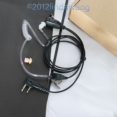 Earpiece Earphone Headset for ICOM IC-F4029SDR F27SR F29SR F51V F61V M87 Radio