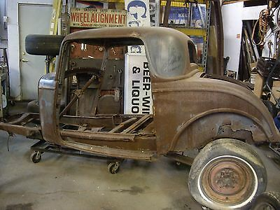 1932 Ford Other  1932 ford three window coupe 3 window hot rod rat rod