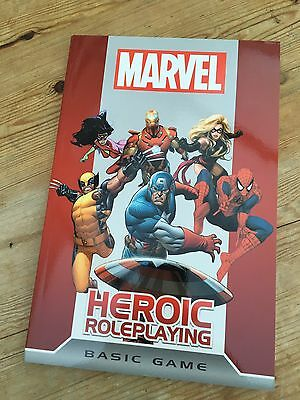 Marvel Heroic Role playing Game
