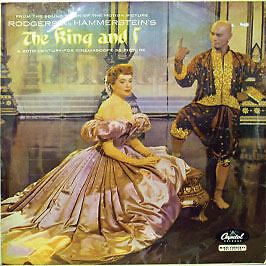 Original Soundtrack - The King And I - Capitol - 1956 #161046