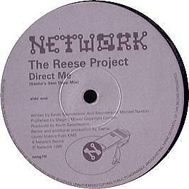 The Reese Project - Direct Me (Sasha's 3Am Drop Mix) - Network Retro #276797
