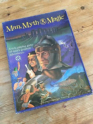Man, Myth And Magic Vintage Role Playing Game