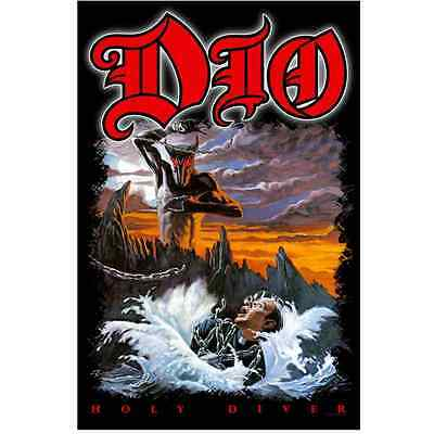DIO Holy Diver Poster Flag