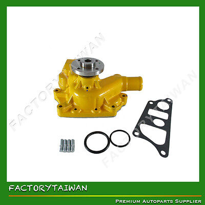 Water Pump Set for KOMATSU S4D95   PC60-5 (100% TAIWAN MADE)