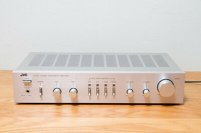 JVC A-10X integrated amplifier
