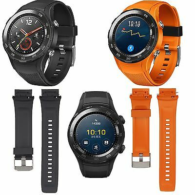 20mm Replacement Fitness Band Wrist Bracelet Strap For Huawei Watch 2 SmartWatch