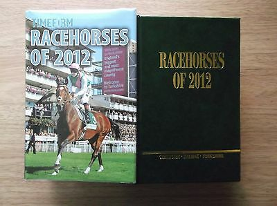 "Timeform ""racehorses Of 2012"" In Fine Condition (Frankel 147 Rating & 13 Page Es"
