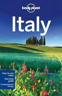 NEW Lonely Planet Italy