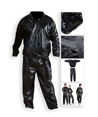 BodyRip Sweat Weight Loss Sauna Suit Exercise Gym Suit Fitness Anti-Rip Workout