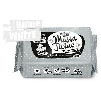 Massa Ticino ready to roll Fondant Sugarpaste Icing & Colours - Free Postage