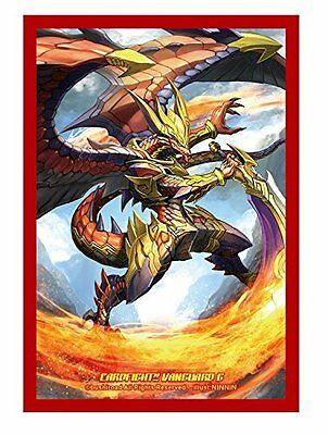 Bushiroad Cardfight!! VanGuard G Dragonic Blademaster Kouen Mini Sleeves Vol.277
