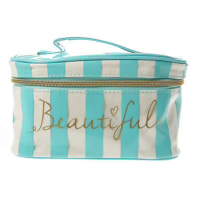Claire's Girls and Womens Beautiful Makeup Bag