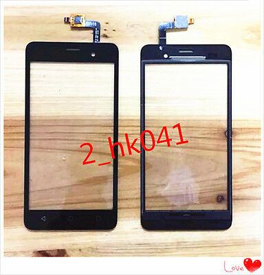 Front Outer Touch Screen Digitizer Glass Panel Replace For Wiko Lenny 3 Black