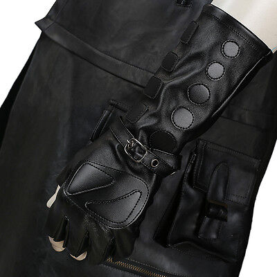 Final Fantasy 15 Noctis Lucis Caelums Cosplay Costume Accessories Glove and Belt