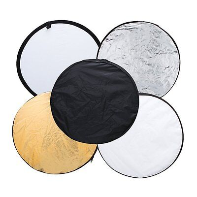 "5-in-1 Multi-Disc Light 22""/60cm Photo Studio Neewer Collapsible Reflector"
