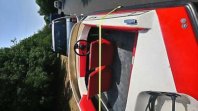 Speed boat. 12ft Fletcher gt 140 speed boat. With trailer very good condition.