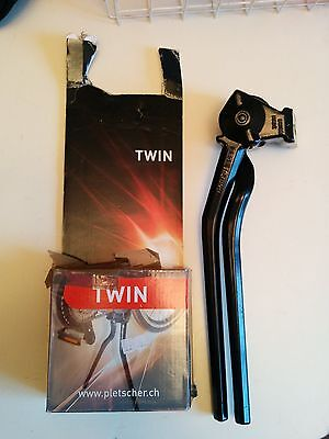 Pletscher bicycle twin stand brand new worth £27