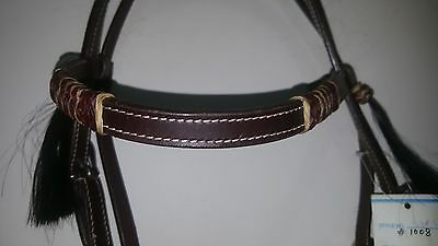Western Horse stock bridle style 10