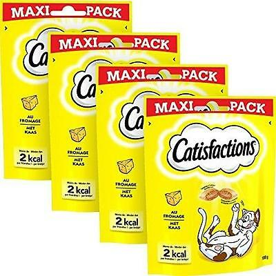 Catisfactions Maxi Packs Friandises Au Fromage 180G - L
