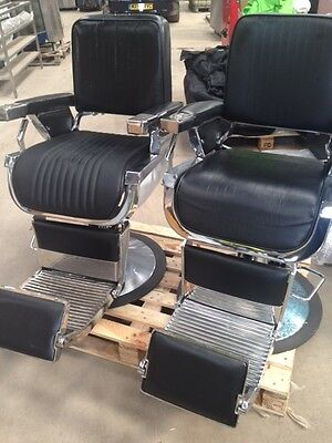 REM barbers chair