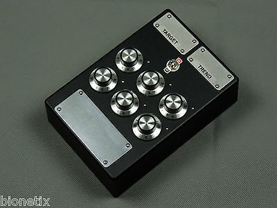 6 DIAL TUNER RADIONIC MIND MACHINE BROADCAST / TRANSMIT Express Shipping