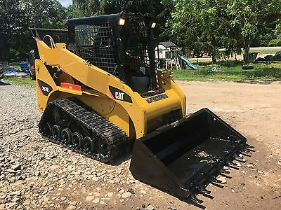 2008 Caterpillar 257B2 Track Loader Skid Steer Machine