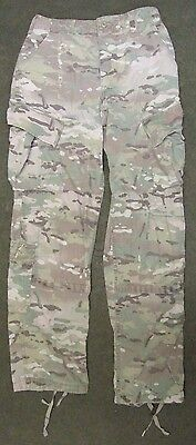 Genuine Us Army Issue Crye Multicam Fr Ripstop Combat Trousers. Small-Regular.