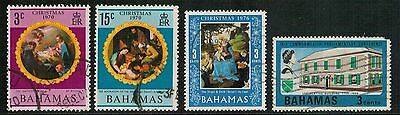 Lot 3905 - Bahamas – 1968/1976 QEII used stamp selection (4)