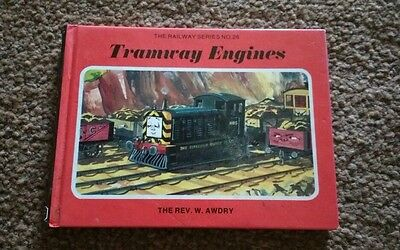 Tramway Engines book.  By Rev. W. Awdry  Writer of Thomas the Tank Engine. No.26