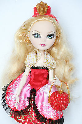 Ever After High Doll Apple White Royal