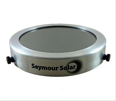 "Seymour Solar Glass Solar Filter For 6"" SCT Telescopes (7.5""- 190mm)."