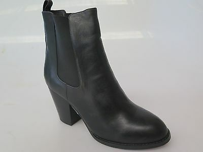 Django & Juliette - new ladies leather ankle boot size 37 #174