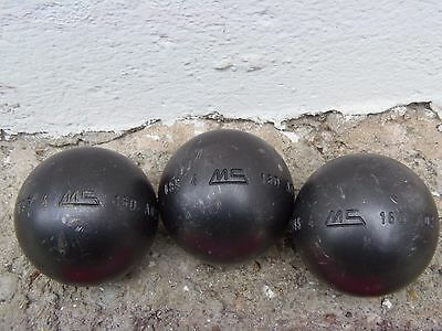 BOULES MS -  tendres lisses -