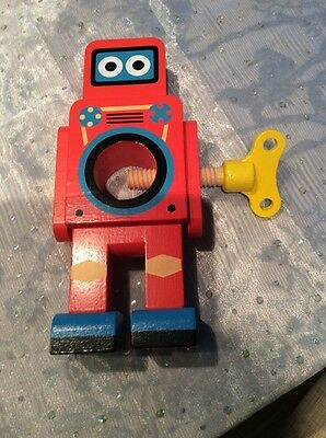 Suck UK Robot Nutcracker Red New Without Box