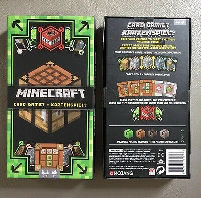 Minecraft The Card Game