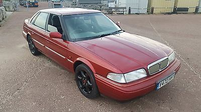 1999 ROVER 800 VITESSE SPORT T28 TURBO SleeperTrack Show Doner car
