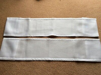 Airwrap Cot/Cotbed bumpers 2 sides