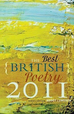 Best British Poetry 2011, The,Roddy  Lumsden,New Book mon0000096254