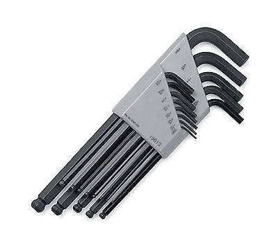 SK Hand Tools 19613 13-Piece Fractional Ball Hex Key Set