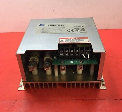 Used Allen-Bradley 1336 Braking Chopper 1336-Wb035 Series A Dynamic Brake.  4A