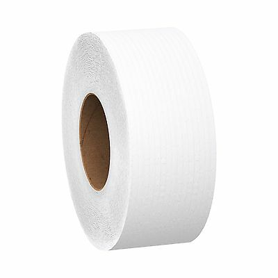 "Scott 07805 Tradition JRT Jumbo Roll Bathroom Tissue 2-Ply 8 9/10"" dia 1000ft..."