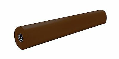 Pacon ArtKraft Duo-Finish Paper Roll 3-feet by 1000-feet Brown (67021)