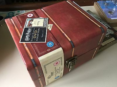 Harry Potter Limited Edition Dvd Chest box set Special Edition