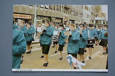 R&L Postcard: Lord Mayor's Show, Kent Weald Girl Guides