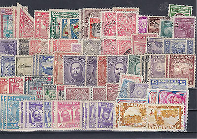 Paraguay Mounted Mint And Used Stamps Ref: R6076