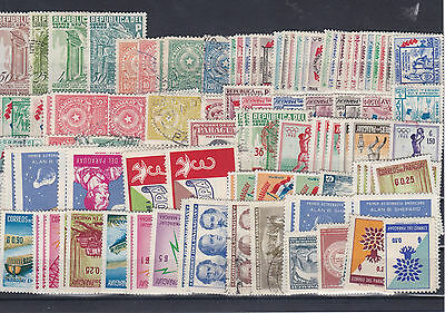 Paraguay Mounted Mint And Used Stamps Ref: R6079