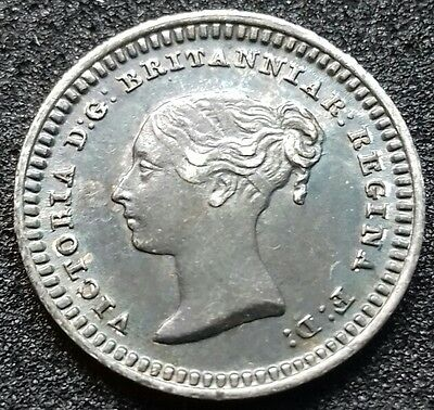 1843 Three Half Pence. Issued For Colonial Use. S.3915